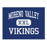 Moreno Valley - Vikingos - altos - Moreno Valley Postal