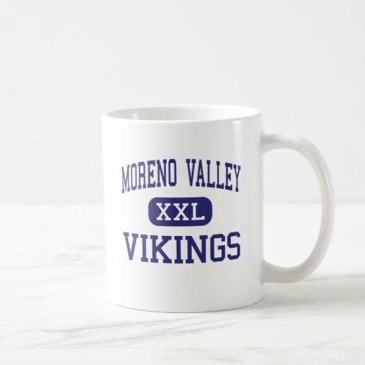 Moreno Valley - Vikingos - altos - Moreno Valley Taza De Café