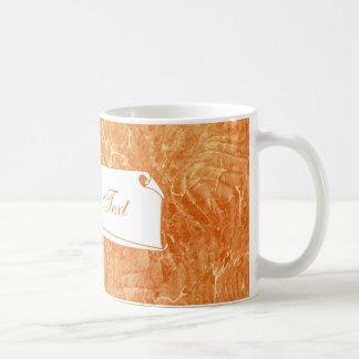 Moreno veteado taza clásica