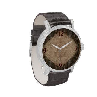 Moreno y punto de Brown Relojes