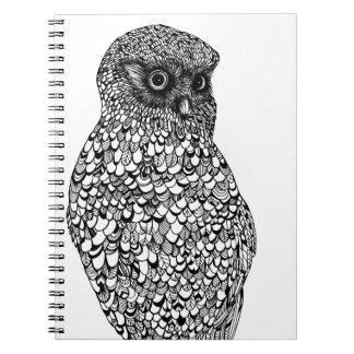 Morepork Notebook