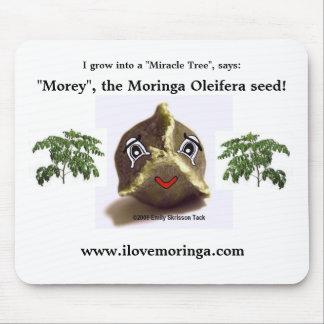 Morey The Moringa Oleifera Seed Mousepad