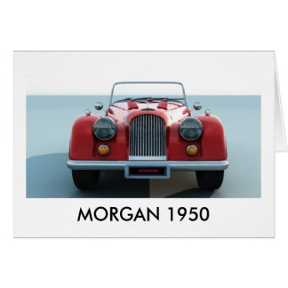 Morgan 1950 card