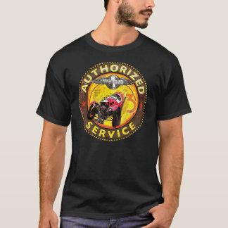 Morgan 3 wheeler service sign T-Shirt