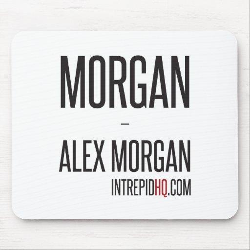 Morgan Alex Morgan Mouse Pad