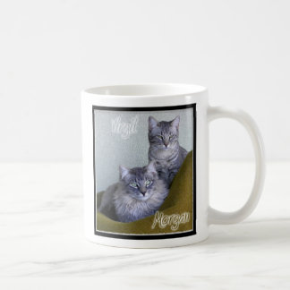 morgan and virgil coffee mug