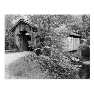 Morgan Bridge Postcard