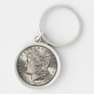 morgan dollar key chain