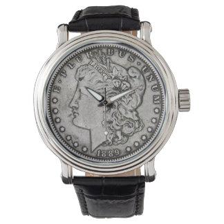 Morgan Dollar Watch