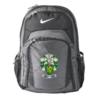Morgan Family Crest Coat of Arms Backpack