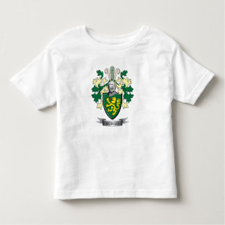 Morgan Family Crest Coat of Arms Toddler T-shirt