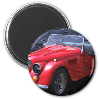 Morgan-Grill 2 Inch Round Magnet