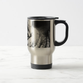 Morgan Growl 15 Oz Stainless Steel Travel Mug