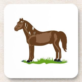 Morgan Horse Beverage Coaster