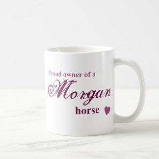 Morgan horse coffee mug
