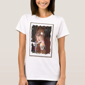 Morgan Horse Happy T-Shirt