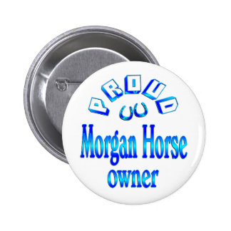 Morgan Horse Owner Pinback Button