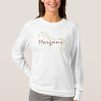 Morgan Horses T-Shirt