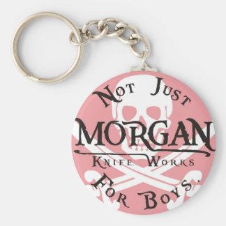 Morgan knife works key chains