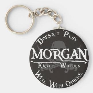 Morgan knife works keychain