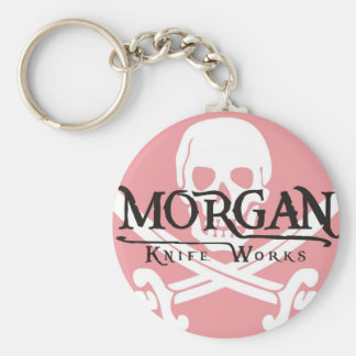 Morgan knife works key chain