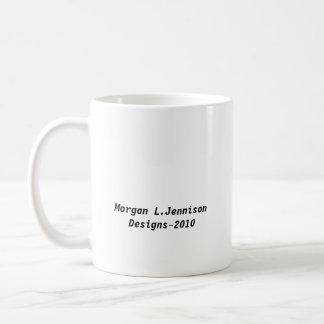 Morgan L.Jennison Designs-2010 Classic White Coffee Mug