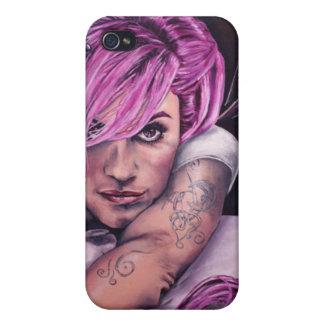 morgan le fay faery i phone 4 case