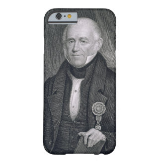 Morgan Lewis, engraved by Asher Brown Durand (1796 Barely There iPhone 6 Case