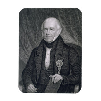 Morgan Lewis engraved by Asher Brown Durand 1796 Magnets