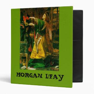 MORGAN L'FAY Binder