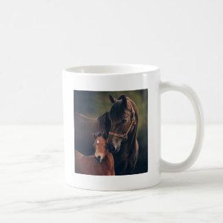 Morgan Mare and Foal Mugs