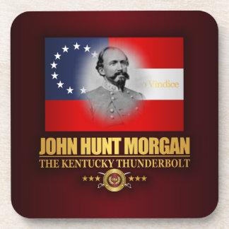Morgan (patriota meridional) posavasos de bebidas