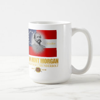 Morgan (patriota meridional) taza de café