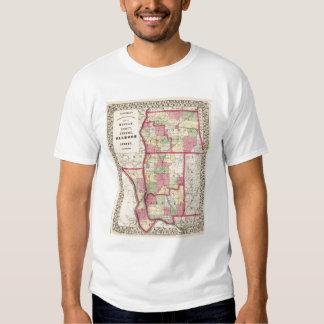 Morgan, Scott, Greene, Calhoun, Jersey counties Shirt