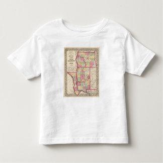Morgan, Scott, Greene, Calhoun, Jersey counties Toddler T-shirt