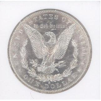 Morgan Silver Dollar Eagle Statuette