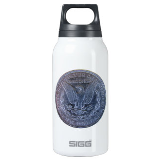 Morgan Silver Dollar Tail SIGG Thermo 0.3L Insulated Bottle