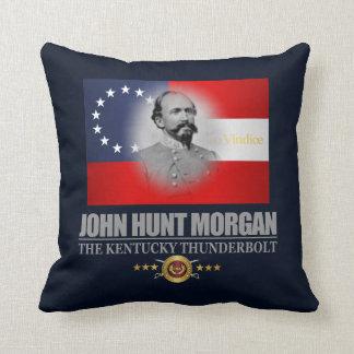 Morgan (Southern Patriot) Throw Pillow