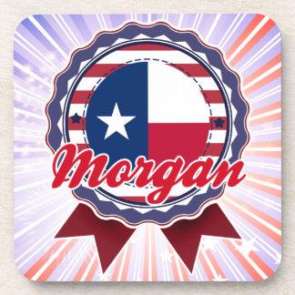 Morgan, TX Posavasos De Bebidas