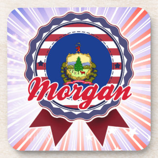 Morgan, VT Posavasos