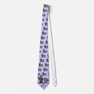 Morgan y corbata del retrato de Emily
