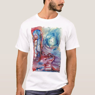 MORGANA AND DRAGON OF THE LAKE T-Shirt