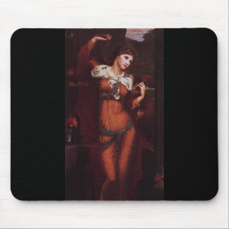 Morgana le Fay (Morgan Pendragon) Mouse Pad