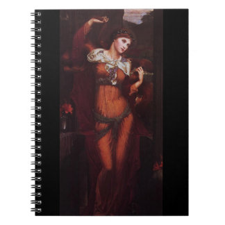 Morgana le Fay (Morgan Pendragon) Notebook