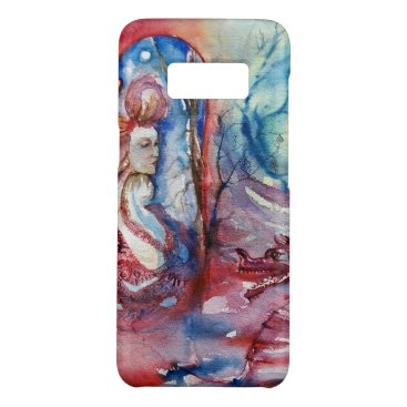Halloween Themed MORGANA Pink Blue Fantasy Case-Mate Samsung Galaxy S8 Case
