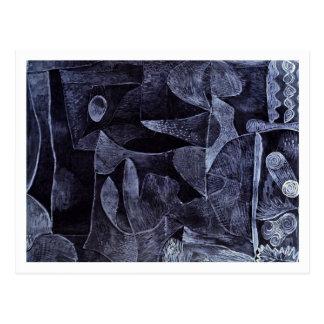 Morgangrau de Paul Klee Postales