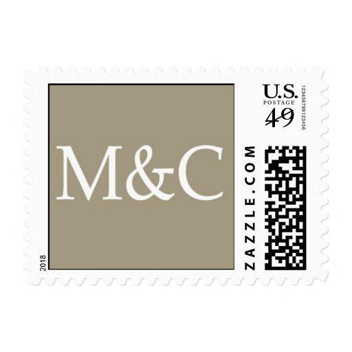 Morgan's RSVP Stamp