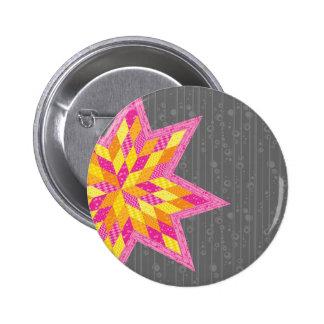 Morgan's Star Pinback Button