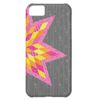 Morgan's Star Cover For iPhone 5C