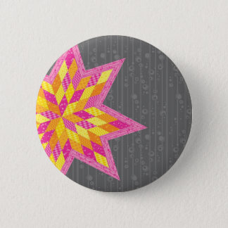 Morgan's Star Pinback Button